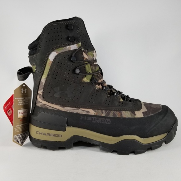 cb5a4f0555c Under Armour Brow Tine 2.0 1200g Mens Hunting Boot NWT
